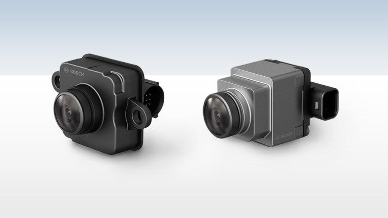 Near-range camera de Bosch